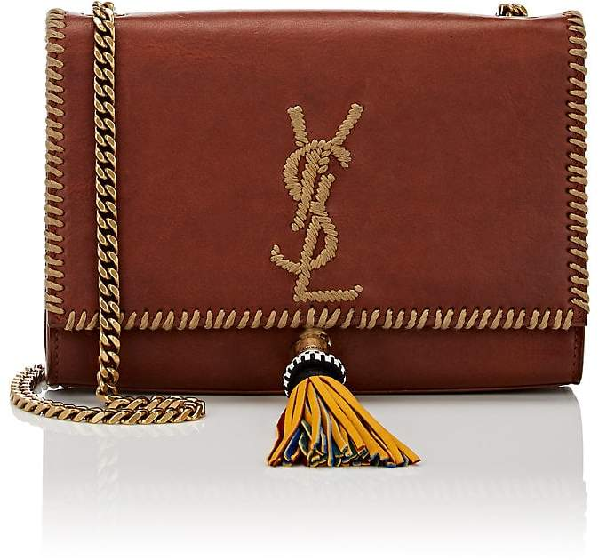 Saint Laurent Women's Monogram Kate Small Chain Bag