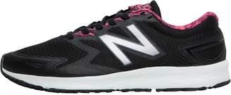 New Balance Womens Flash V2 Lightweight Speed Running Shoes Black/Pink