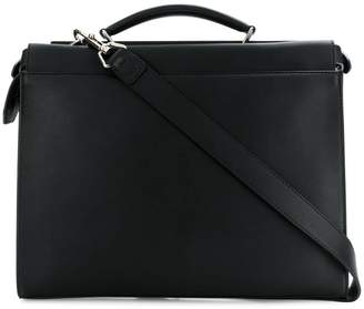 Fendi top-handle briefcase