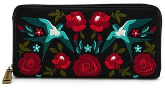 Loungefly Sparrows Floral Wallet