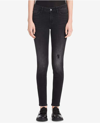 Calvin Klein Jeans Calvin Klein Ripped Skinny Jeans