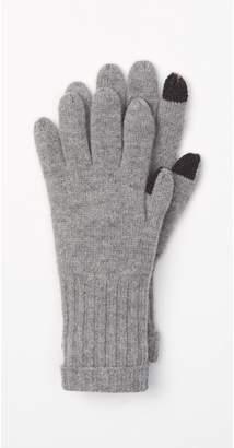 J.Mclaughlin Artic Cashmere Tech Gloves