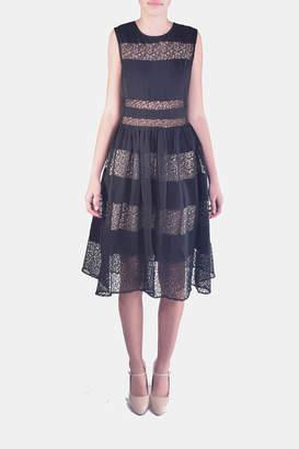 Mystic Twilight Party Dress