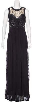 Amen Embellished Evening Dress w/ Tags