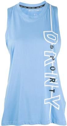 DKNY sleeveless tank top