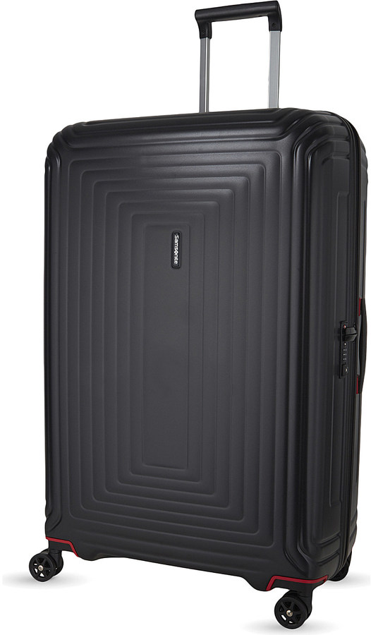 Samsonite Samsonite Neopulse four-wheel suitcase 81cm
