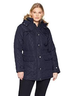The Plus Project Women Plus Size Winter Coat