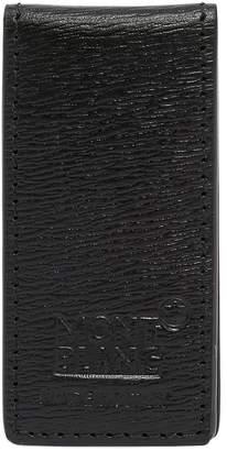 Montblanc 4810 Westside Leather Money Clip
