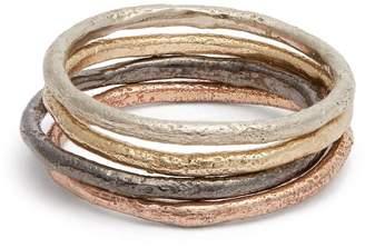 Pearls Before Swine Multicoloured ring set n3cpllXK