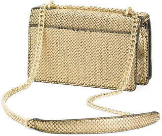 Leather You Are A Stud Convertible Crossbody