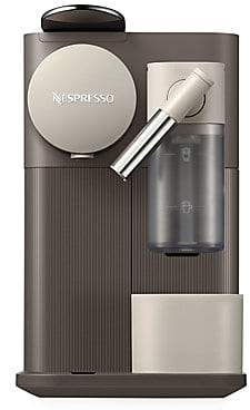 Nespresso by Delonghi by Delonghi Lattissima One Single-Serve Espresso Machine - Warm Slate