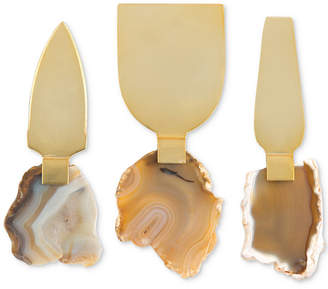 Shiraleah Assorted Cheese Tools, Set of 3