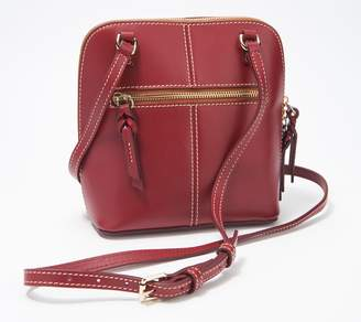 Dooney & Bourke Smooth Leather Crossbody - Trixie