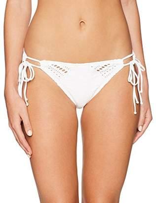 Robin Piccone Women's Clarissa Tie Side Bikini Bottom