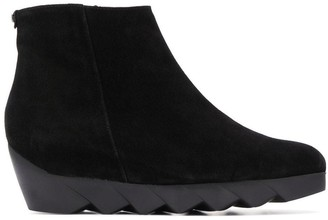 Högl ankle wedge boots