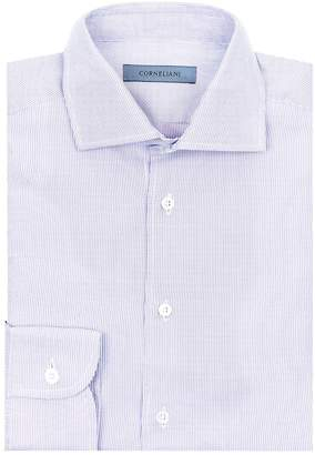 Corneliani Cotton Stripe shirt