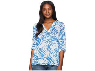 Tommy Bahama Fronds with Benefits Pullover Women's Clothing