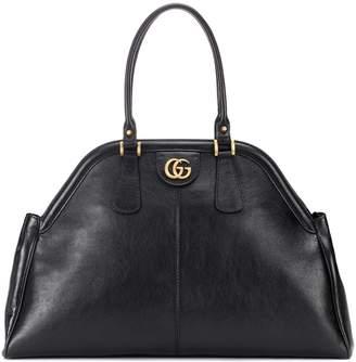 Gucci RE(BELLE) large leather shoulder bag
