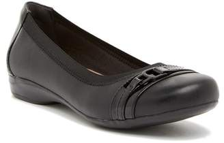 Clarks Kinzie Light Cushioned Flat - Wide Width Available