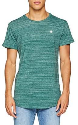 G Star Men Starkon R T S/S T-Shirt, Multicolour (Dark Black)