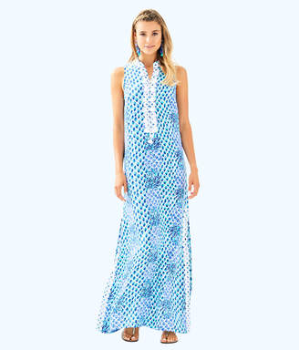 Lilly Pulitzer Womens Jane Maxi Dress