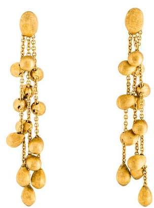 Marco Bicego 18K Siviglia Three-Strand Drop Earrings