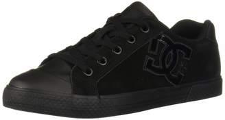 DC Women's Chelsea SE Skate Shoe Black 5 M US