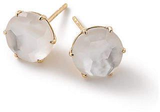 Ippolita 18k Rock Candy Round Stud Earrings