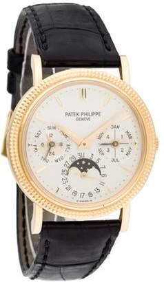 Patek Philippe 5039J Perpetual Calendar Watch