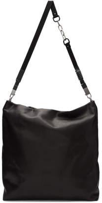 Rick Owens Black Jumbo Balloon Bag