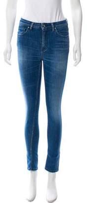 IRO Ajusté Mid-Rise Skinny Jeans