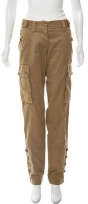 Dolce & Gabbana Straight-Leg Cargo Pants