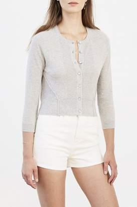 Autumn Cashmere Cashmere Cardigan Sweater