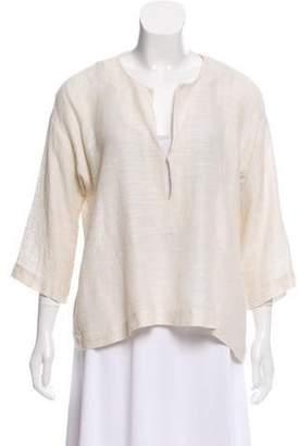 Zero Maria Cornejo Oversize Knit Top