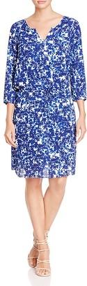 Alexa Printed Pleat Back Dress $128 thestylecure.com