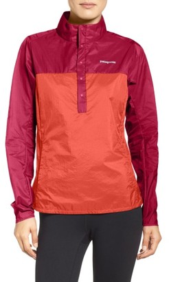 Women's Patagonia Houdini Water Repellent Jacket $89 thestylecure.com