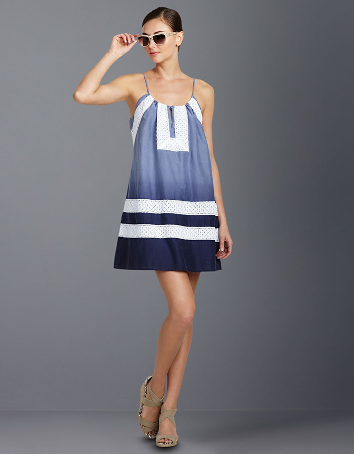 BCBGMAXAZRIA Vala Sleeveless Dress