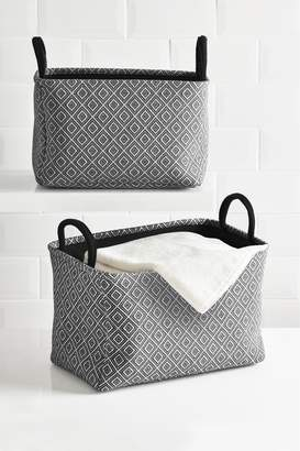 Next Set of 2 Geometric Baskets