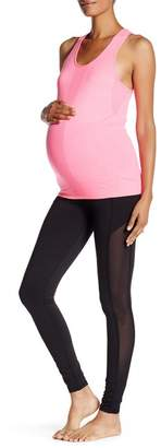 Electric Yoga Mesh Leggings (Maternity)