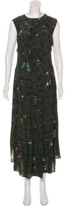 Preen Line Clementina Crepe de Chine Dress w/ Tags