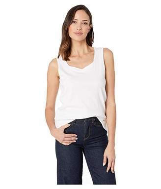FDJ French Dressing Jeans Fine Cotton Rib Solid Basic Cami