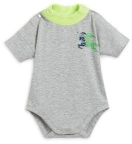 Burberry Baby Boy's Logo Onesie