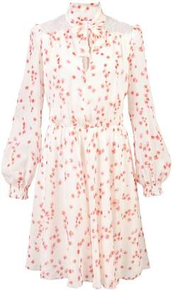 Giambattista Valli floral print shirt dress