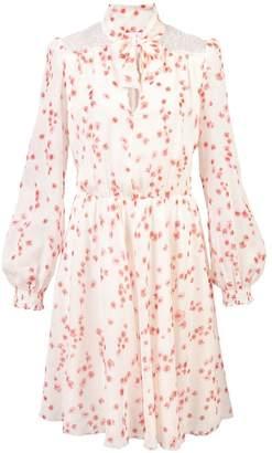 Giambattista Valli floral print shirt dress