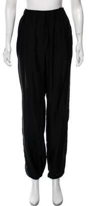 Lanvin Silk Skinny Pants