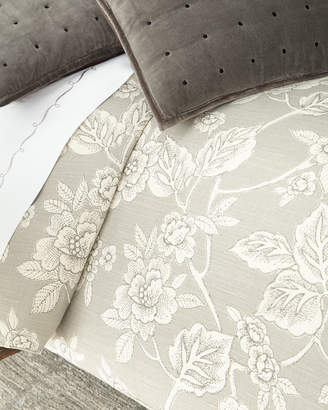 Pine Cone Hill King Charlotte Floral Duvet Cover
