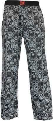 Marvel Avengers Mens The Avengers Lounge Pants