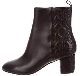 Louis Vuitton Upstage Leather Ankle Boot