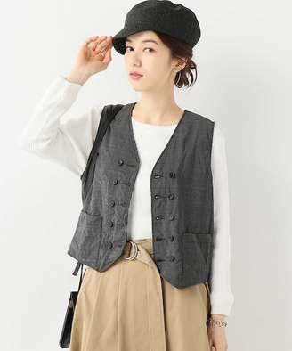 Journal Standard (ジャーナル スタンダード) - JOURNAL STANDARD 【Engineered Garments/エンジニアードガーメンツ】 Reversible Vest - Tr