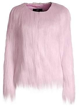 Unreal Fur Unreal Fur Women's Dream Faux Fur Jacket